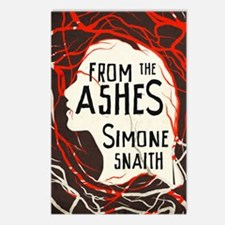 From The Ashes cover Postcards (Package of 8)
