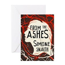 From The Ashes cover Greeting Card