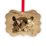 African wildlife Picture Frame Ornaments