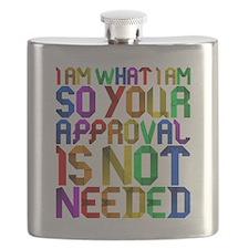 I am who I am Flask