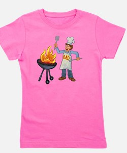 Fathers Day 2 Girl's Tee