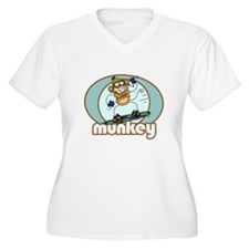Snow Munkey T-Shirt