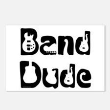 Band Dude Postcards (Package of 8)