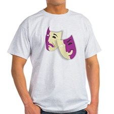 Masks of the Theater T-Shirt