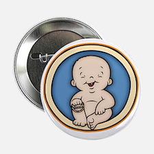 "buddha-womb-T 2.25"" Button"