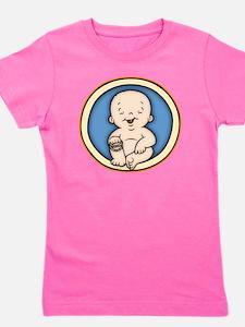 buddha-womb-T Girl's Tee