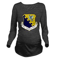 31st FW Long Sleeve Maternity T-Shirt