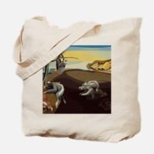 Persistence of Sloths Tote Bag
