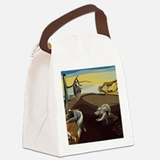 Persistence of Sloths Canvas Lunch Bag