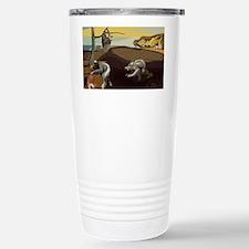 Persistence of Sloths Travel Mug
