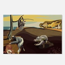 Persistence of Sloths Postcards (Package of 8)
