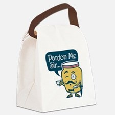 Dijon Canvas Lunch Bag