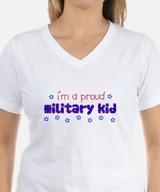 Proud Military Kid Shirt