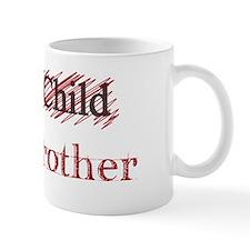 Only Child - Big Brother Mug