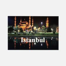 Istanbul_5x3rect_sticker_HagiaSop Rectangle Magnet