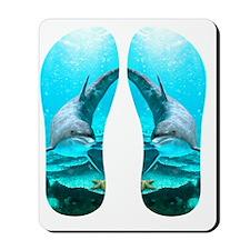 d_flip_flops Mousepad