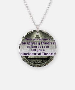Coincidental Theorist Necklace