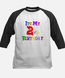 My 2nd Birthday Tee