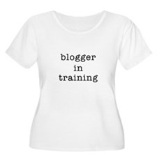 blogger in training T-Shirt