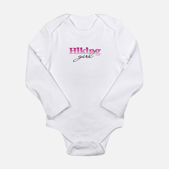 Hiking girl Infant Creeper Body Suit