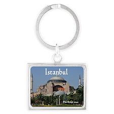 Istanbul_19X12_Bag_HagiaSophia Landscape Keychain