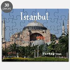 Istanbul_19X12_Bag_HagiaSophia Puzzle