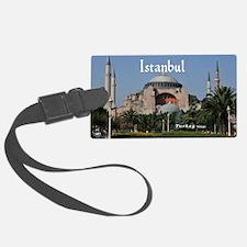 Istanbul_19X12_Bag_HagiaSophia Luggage Tag