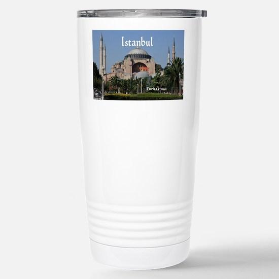 Istanbul_19X12_Bag_Hagi Stainless Steel Travel Mug