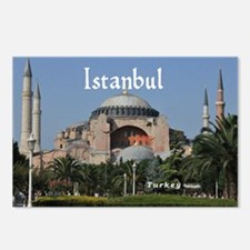 Istanbul_19X12_Bag_HagiaS Postcards (Package of 8)