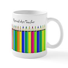 retired Art Teacher 2013 Mug