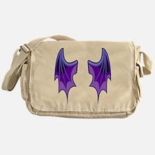 Batwings Messenger Bag