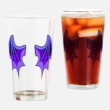 Batwings Drinking Glass