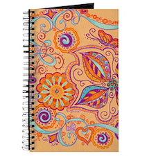 Blue Ribbon Butterfly Journal