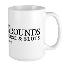 Fair Grounds Logo Mug
