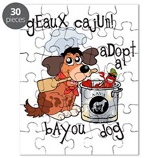 Cajun dog Puzzle