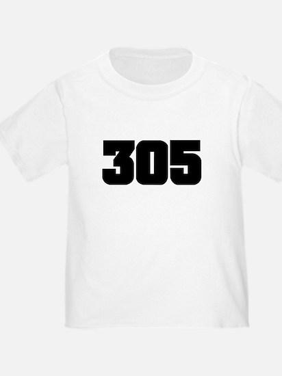 305 Black Slab Style T