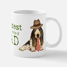 basset dad Mug