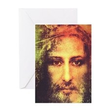 Image of Christ Greeting Card