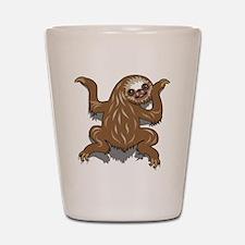 Baby Sloth Shot Glass