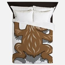 Baby Sloth Queen Duvet