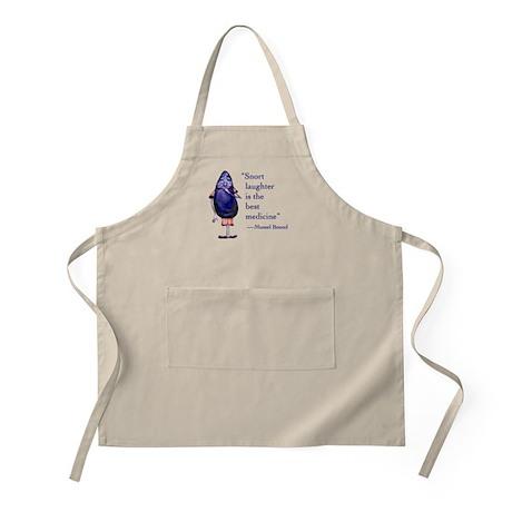 Mussel Bound BBQ Apron