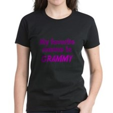 My Favorite name is GRAMMY 2 T-Shirt