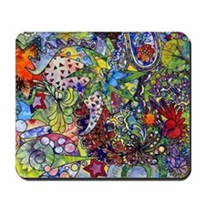 cool Paisley Mousepad