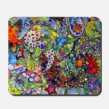 cool Paisley Mousepad
