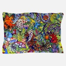 cool Paisley Pillow Case