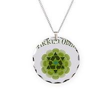 Tikkun Olam Recycle Necklace