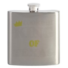 texas greatest griller Flask