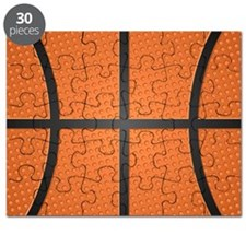 Basketball Pattern Puzzle