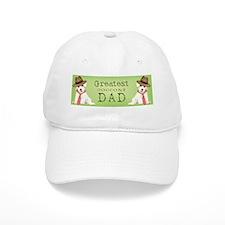 Bichon Dad Baseball Cap