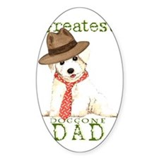 Bichon Dad Decal
